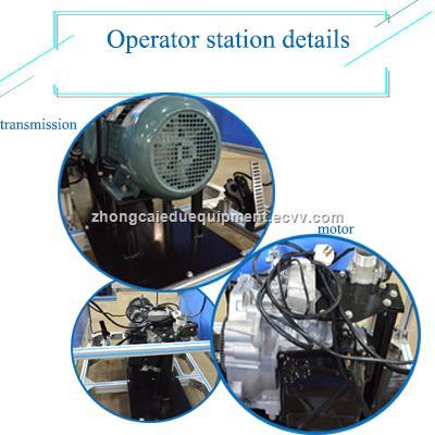 Automotive transmission trainer for school lab vocational training equipment