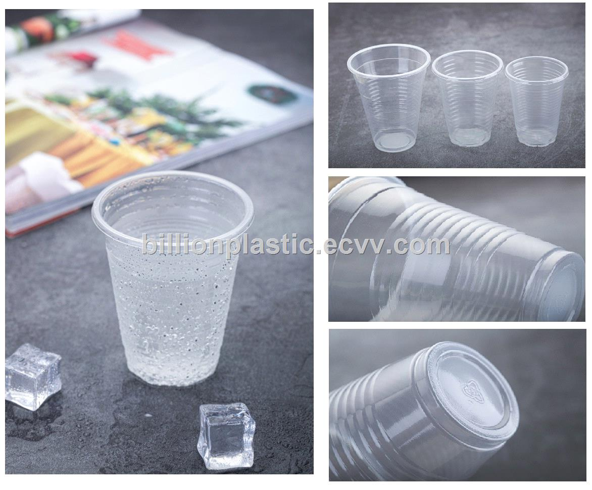 Food Grade Disposable PP Plastic CupDisposable Cutlery