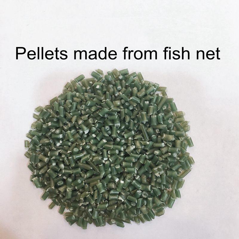 Recycled Nylon Pellets PA 6 Nylon Granule Raw Material