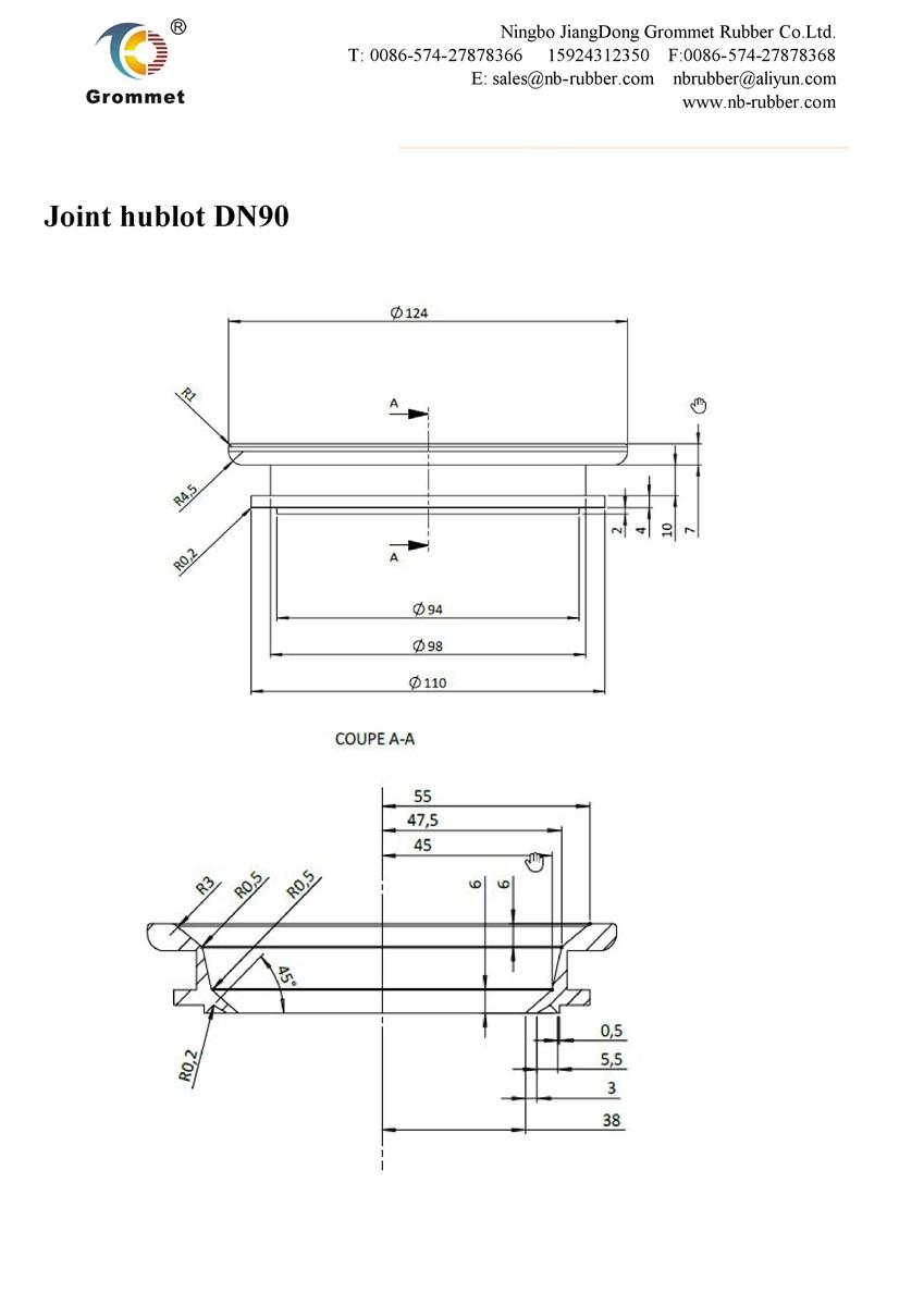 septic tank seals tank sealingpress seal gasket wall seal pipe seals