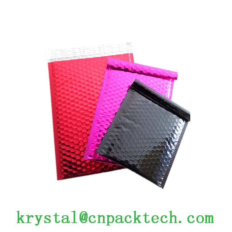 Factory Direct Poly Air Bubble Mailer Customized Padded Envelope Ecommerce Delivery Cushion Bag Shipping Bag
