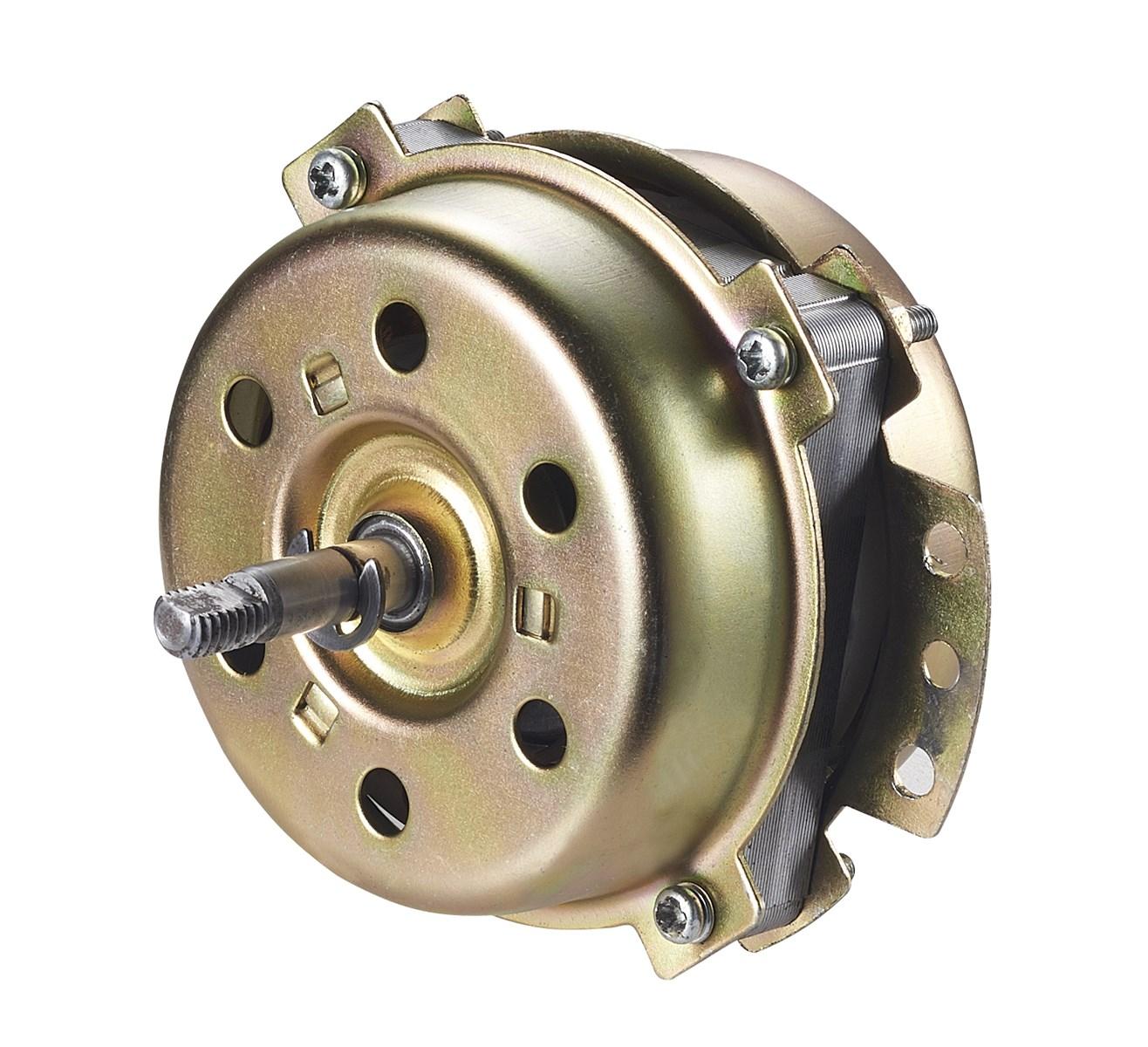 Meishige Page fan motor inside winding