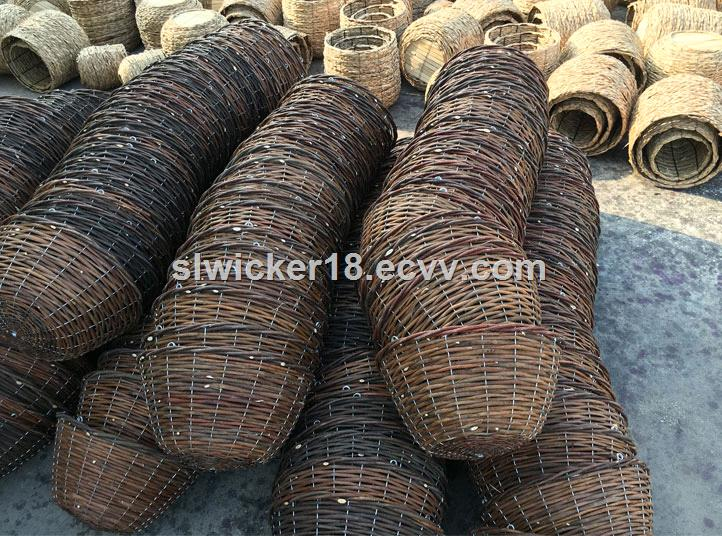 cheap inexpensive wicker gift baskets supplier