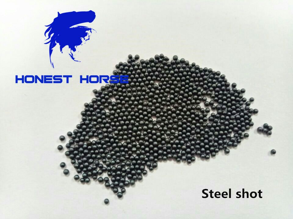 cast steel grit for shot blasting