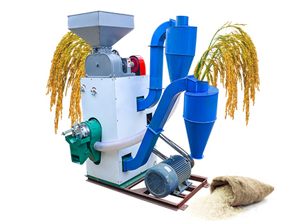 NF1513 combined rice milling machine