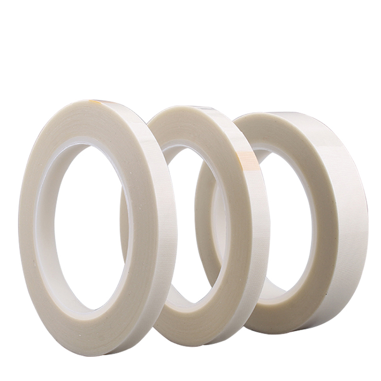 High Temperature Masking for Plasma al and Metallization Applications Glass Cloth Tape with a HighTemp Silicone