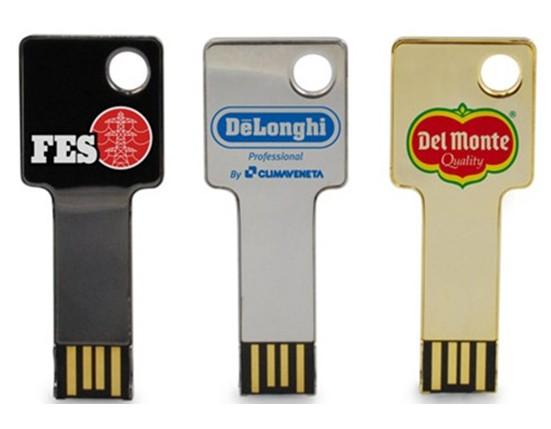 Good quality OEM Key USB Flash Drive custom gift 64MB128GB memory stick custom logo