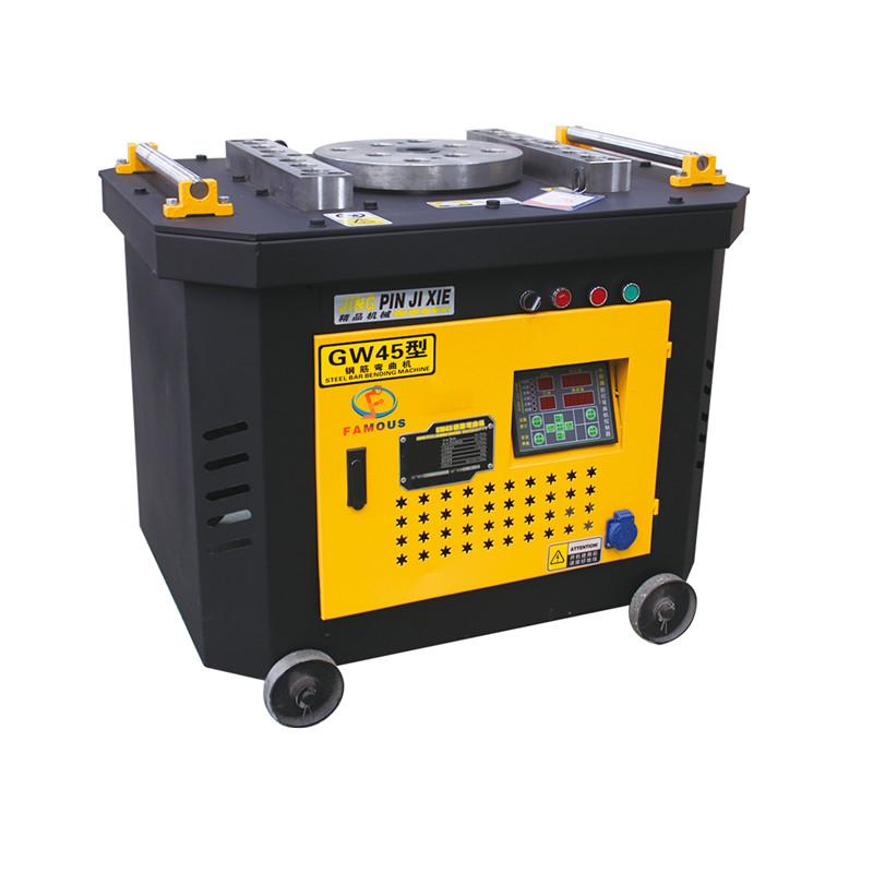 GW404550 bar bending machine
