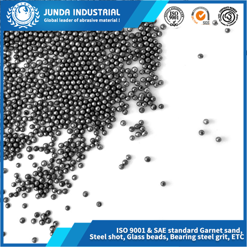 Steel Balls AbrasiveCastBlasting Steel Shot S280 China Manufacture with ISO Certificate