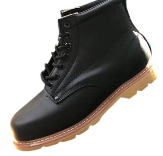 Online Brown Leather BootsShoes for Men with Fashionable Australian Style