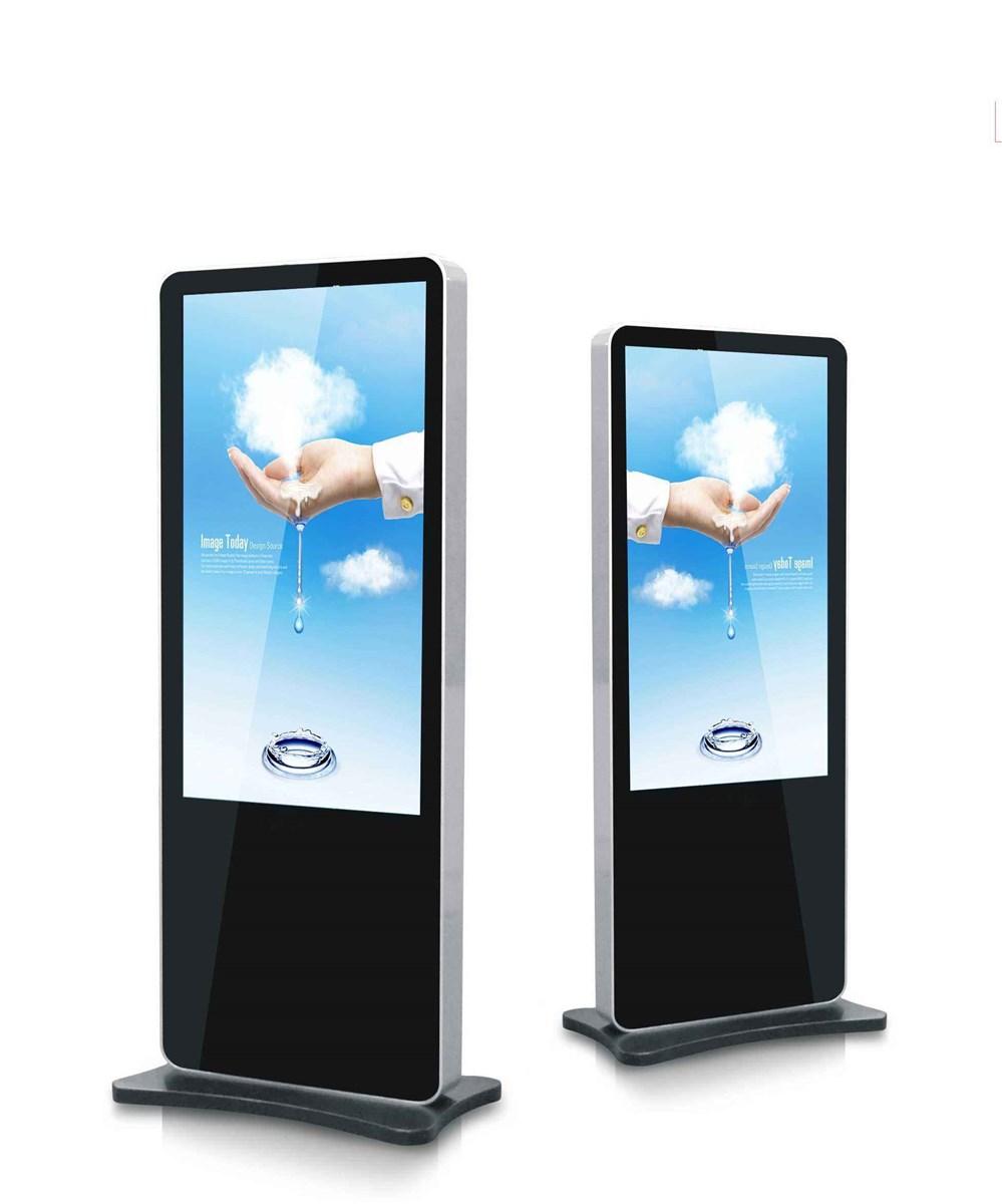 43 inch Floorstanding advertising machine large screen display