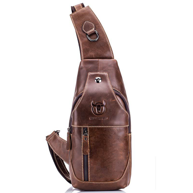 Hot Selling low price New coming pig skin leather bag