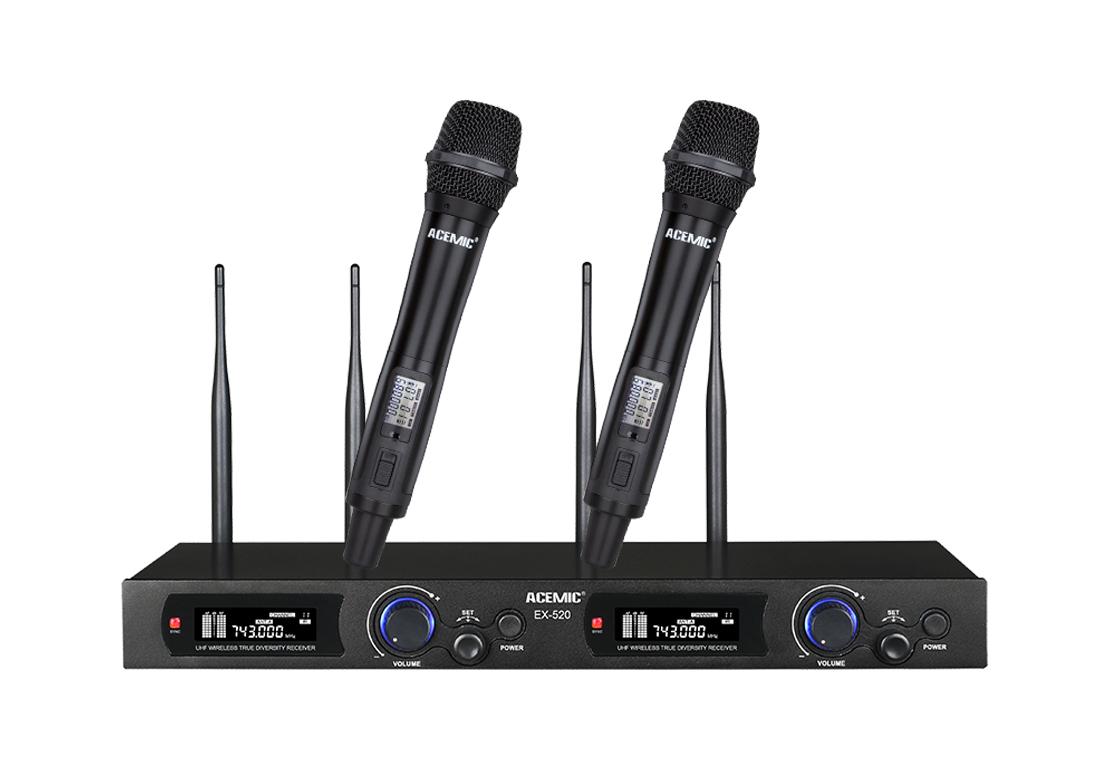 EX520 Wireless Microphone System