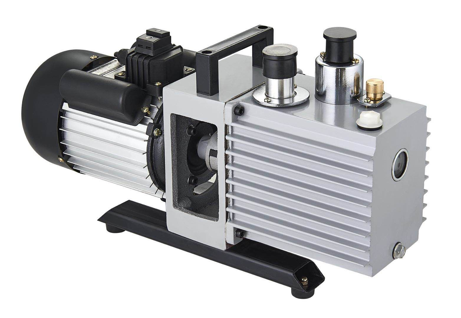 1210cfm 1HP 03PA micro Double Stages rotary vane air Vacuum Pump