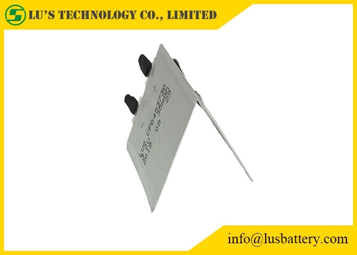 CP043730 Ultrathin battery 35mAh 30v lithium primary Battery CP0453730 thin cell