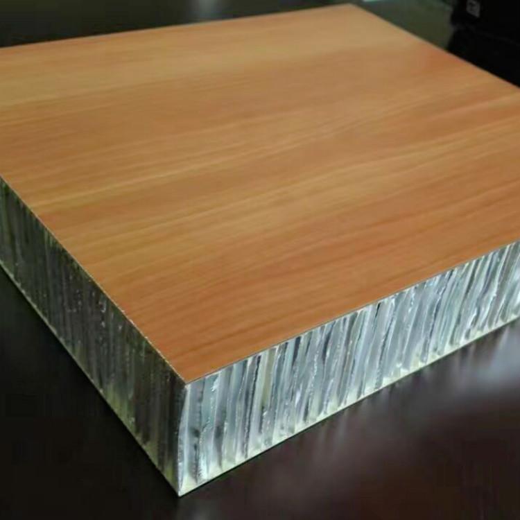 Aluminum Honeycomb Panel Overall Skin Material3003 series aluminum sheet or 5052 series aluminum sheet External