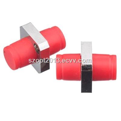Fiber adapter FCFC simplex phospher ceramic ferrule sleeve