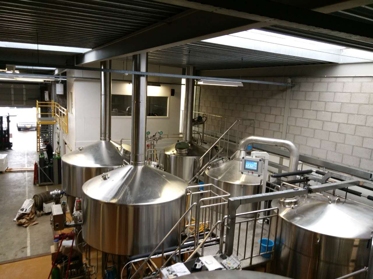 3000L micro brewery30Hl beer equipment3000L brewing system