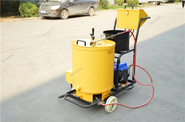 60L Asphalt Crack Filling Machine Asphalt Crack Filling Machine concrete road asphalt filling machine