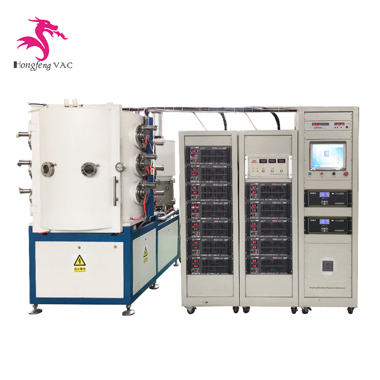 Arc Ion Metal Coating Decorative PVD Machinery