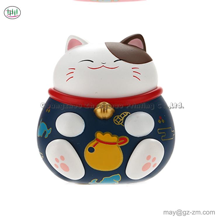 Lucky Cat Car Perfume Car Air Conditioner Outlet Perfume Cartoon Cute Creative Car Fragrance Decoration