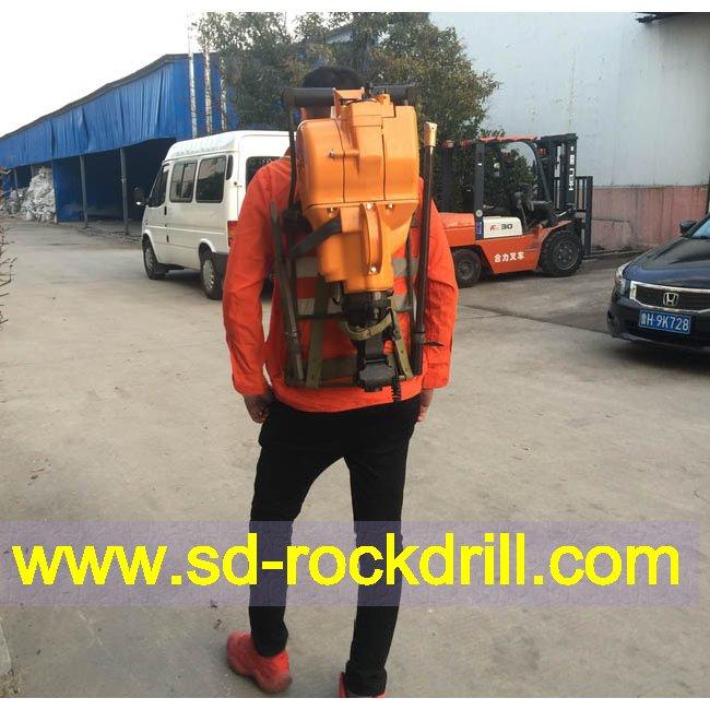 Best quality YN27C petrol concrete breaker