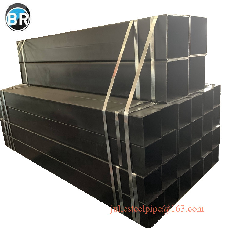 Welded Seamless Square Steel Pipe