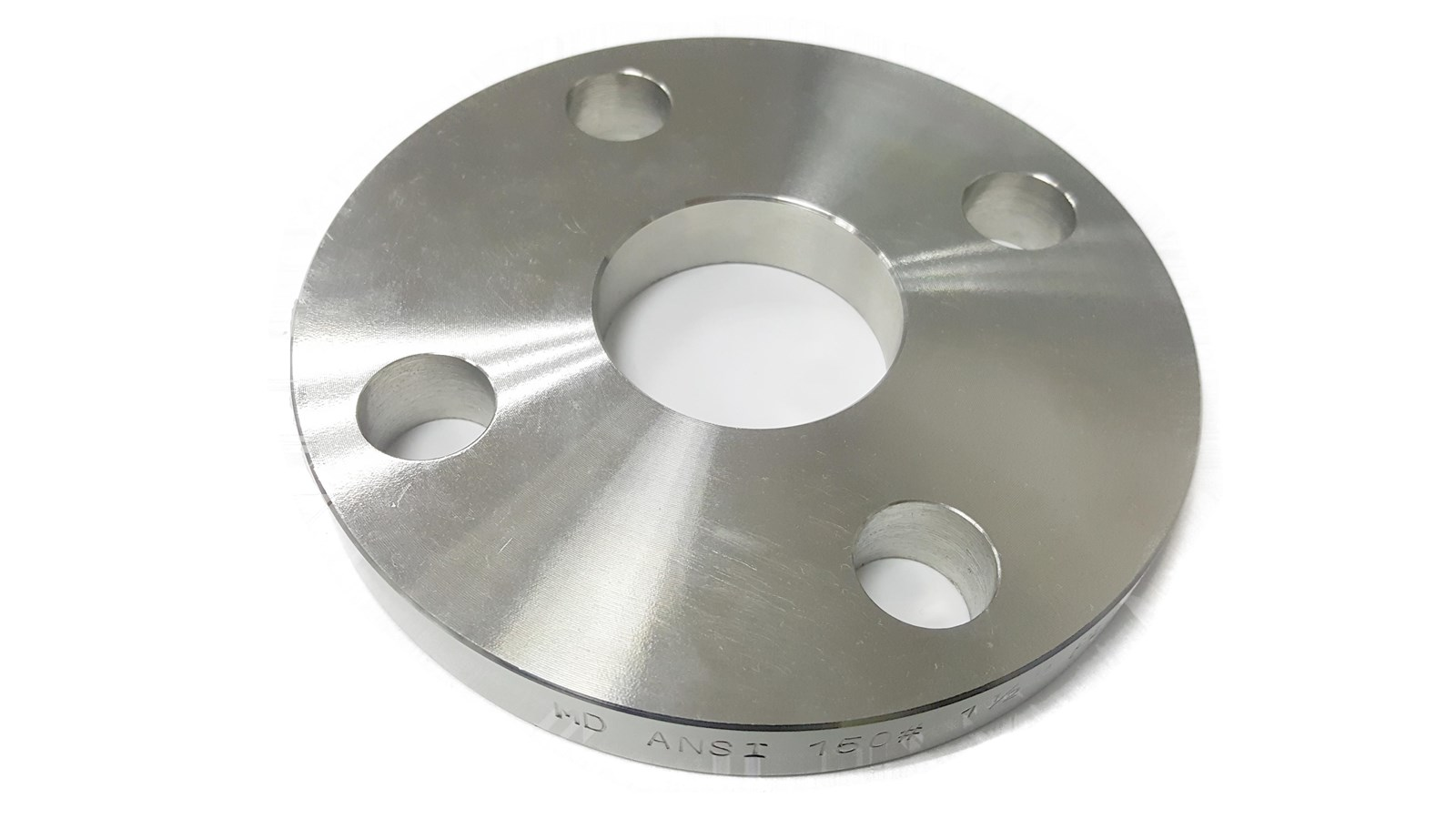 Forged carbon steel A105 stainless steel RFFF Blind flange ANSI B165