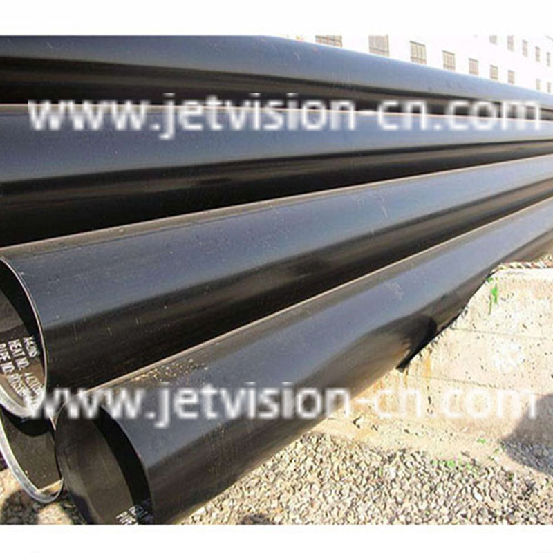 Wholesale Q235 Q345B Carbon Welded LSAW Steel Pipe Tube