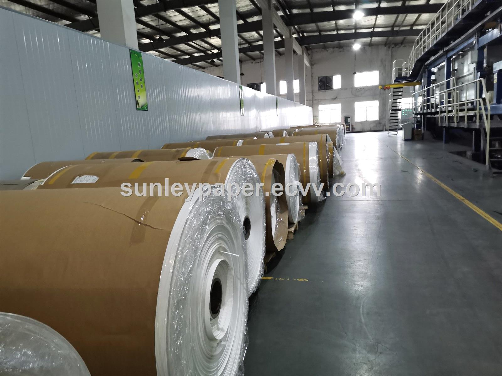 Sublimation Transfer Paper Manufacture from China