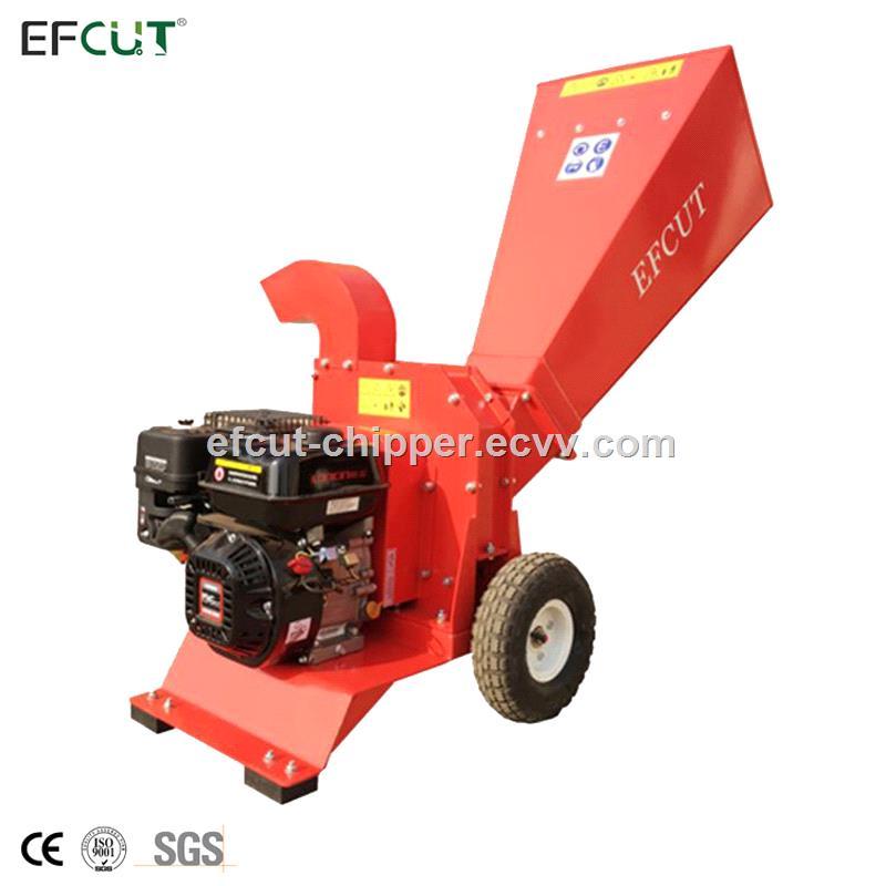 EFCUT Gas Powered 65hp Wood Chipper Shredder for Sale