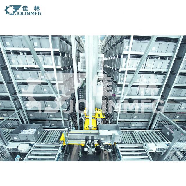 Automated storage retrieval system ASRS system