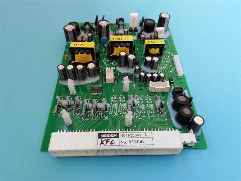 KOMATSU Counterweight forklift FB11 series power control board N61F30841C N61F308414 FBN61F30841D4