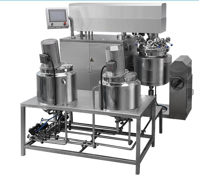 quality stainless steel Naro vacuum emulsify machine