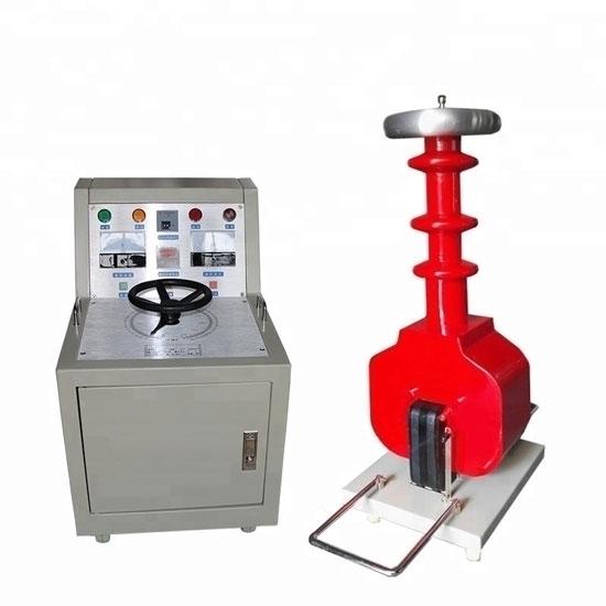 High Voltage AC DC Hipot Tester