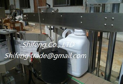 SF3060 Automatic Bottles Jars Labeling Machine