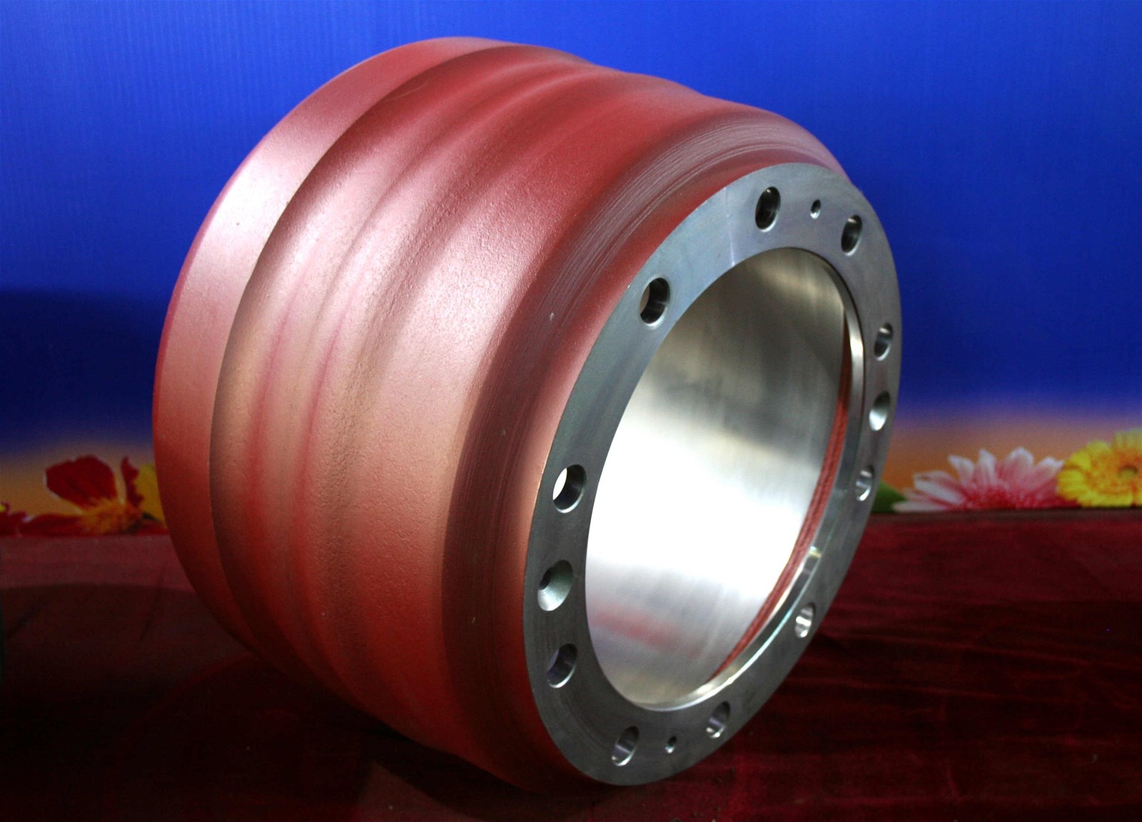 High quality heavy truck brake drum