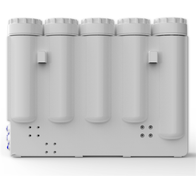 sunrain domestic water purifiers filter with big volume osmosis reverse membrane 600G