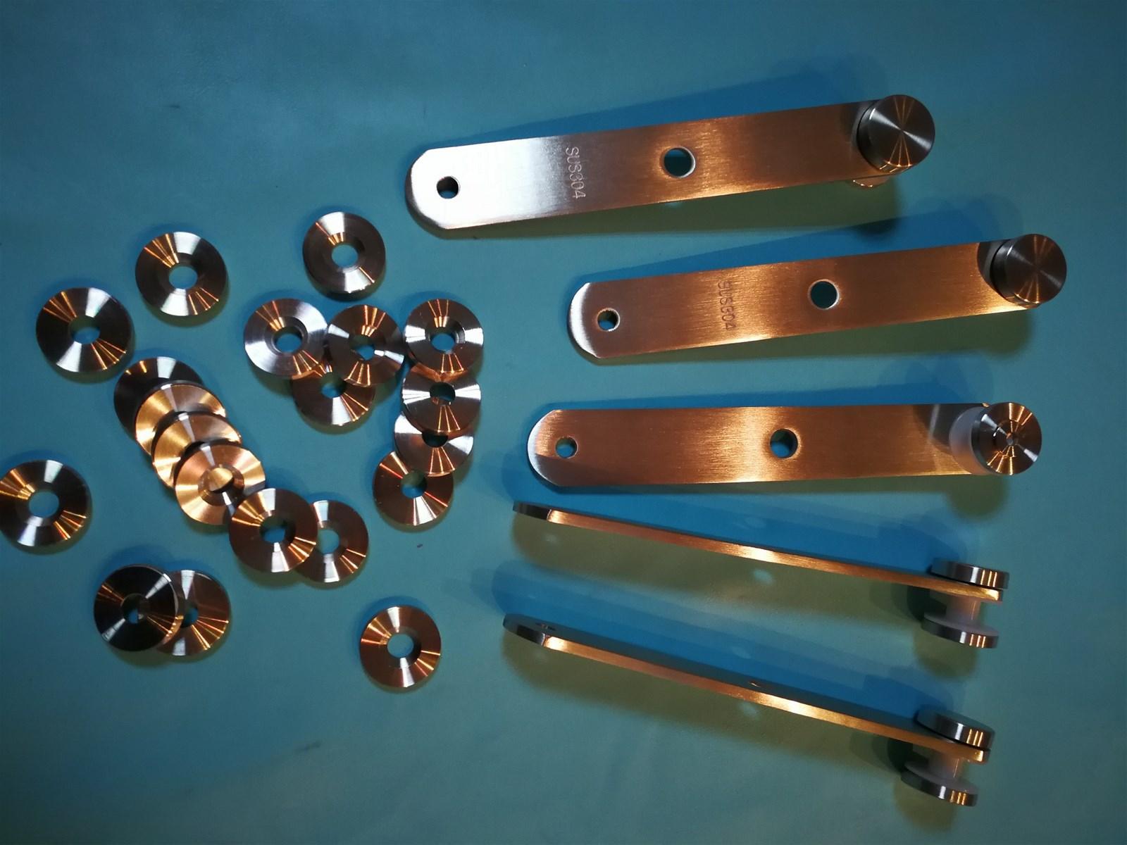 Hardware FittingsFlooring Handrail AccessoriesStainless Steel HandlesAccessories