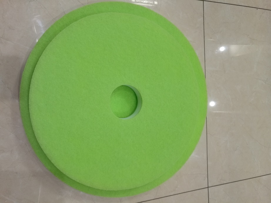 melamine eraser polishing disc pad