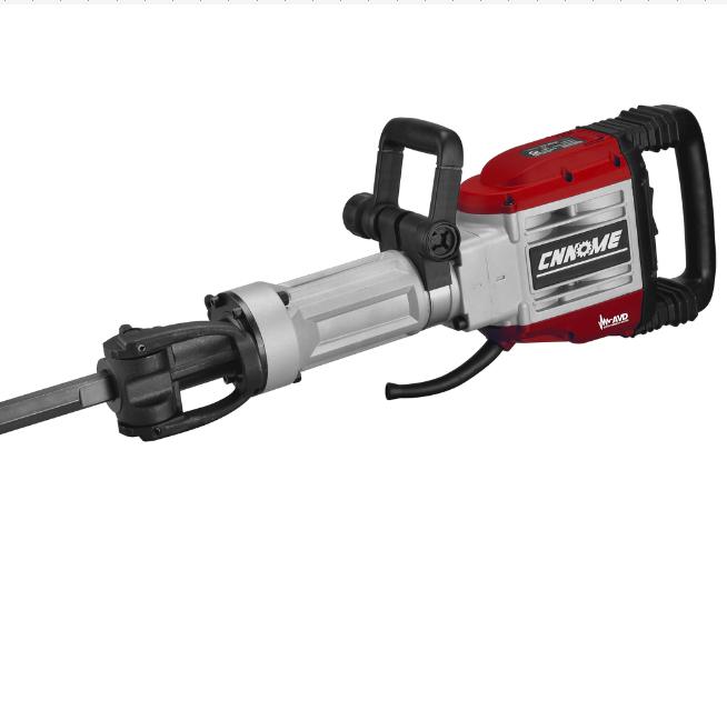 Industrial Level Heavy Duty 18 kg1600W HEX 28mm Demolition Hammer SH189055