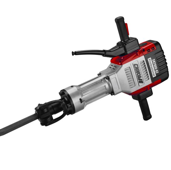 Industrial Level Heavy Duty 29kg 1600W HEX 28mm Demolition Hammer SH290062