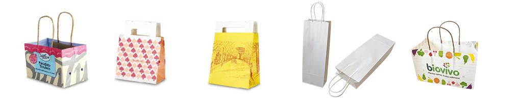 white kraft paper bag machine made bag paper fruit bag for fruitcakerestaurant take away
