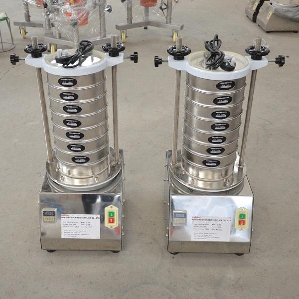 200MM Standard Test Sieve Soil Classifier Laboratory Vibrating Sieve Screen Shakers Machine