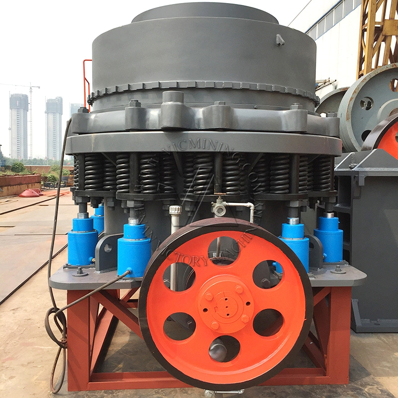 henan top good quality XHP multicylinder cone rock crusher manufacturer