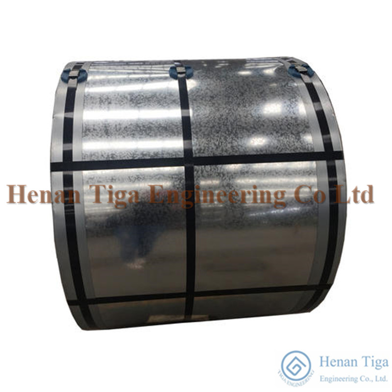 Factory Supply High Quality Galvanized Steel Coils Zinc Coated Steel