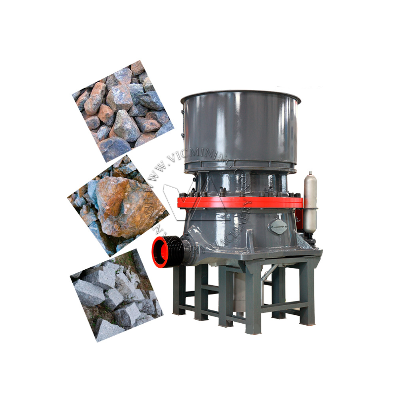 good price mini HST single cylinder hydraulic cone crusher manufacturer top