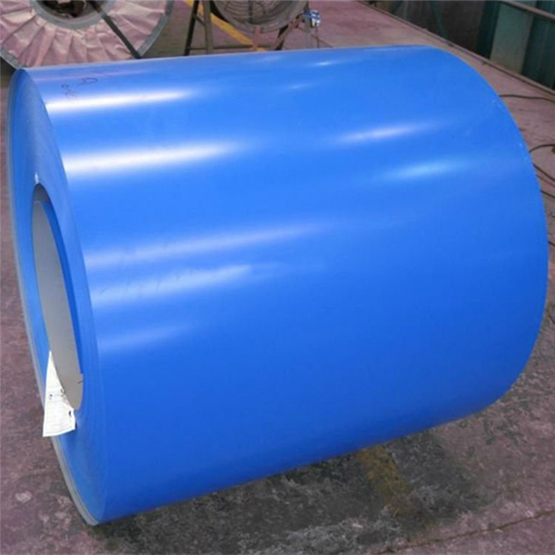 Matte SGCCDx51d Prepainted Galvanized Steel Coil for Roofing Sheet