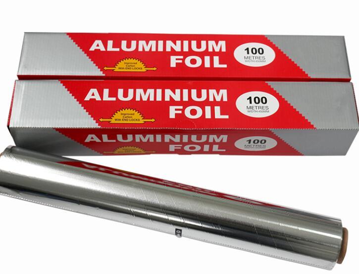 Best household foil aluminum foil tin foil silver paper