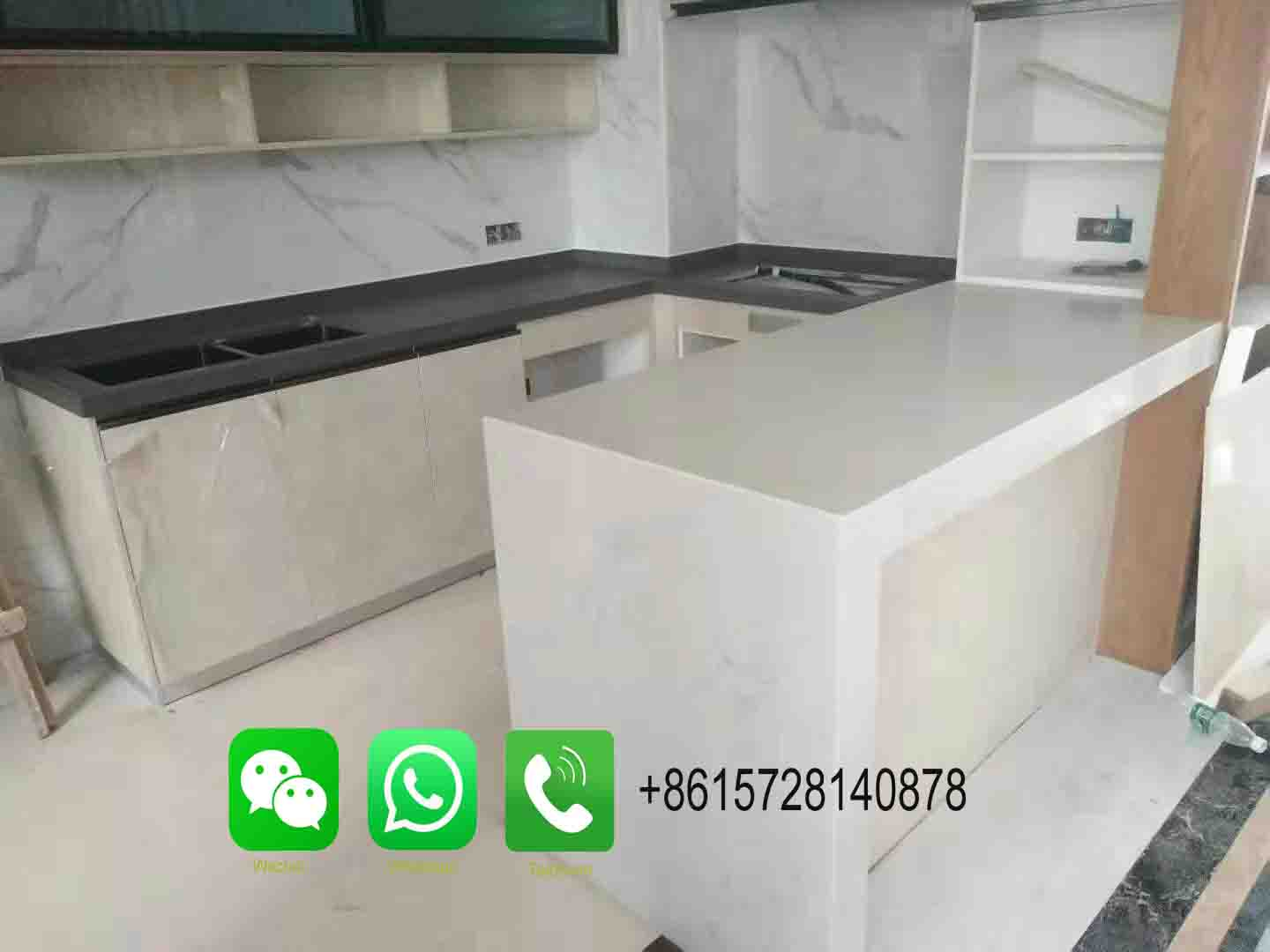 Foshan weimeisi Decro Material Marble stone materal for kitchen countertop table top